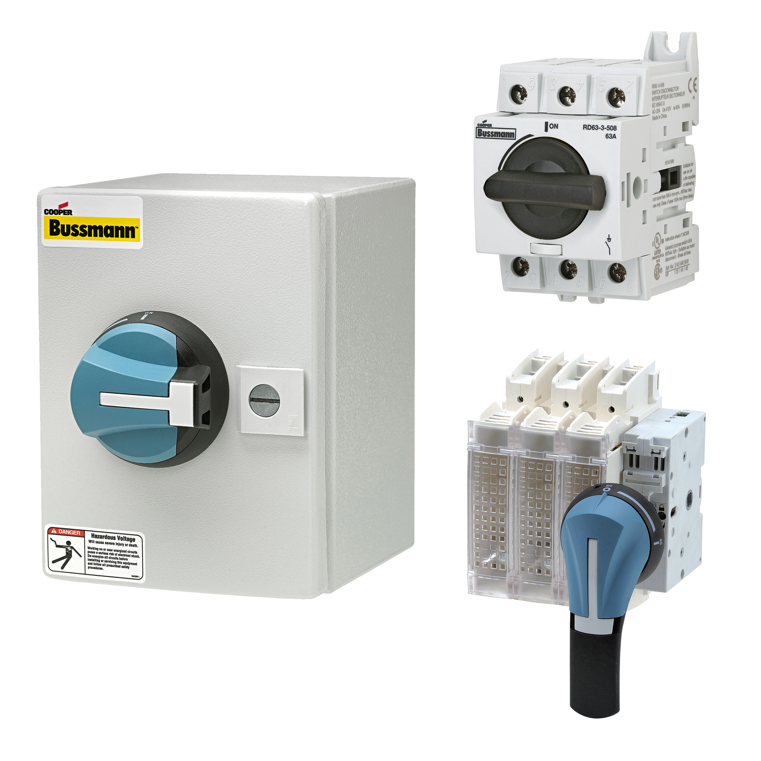 Switches And Disconnects
